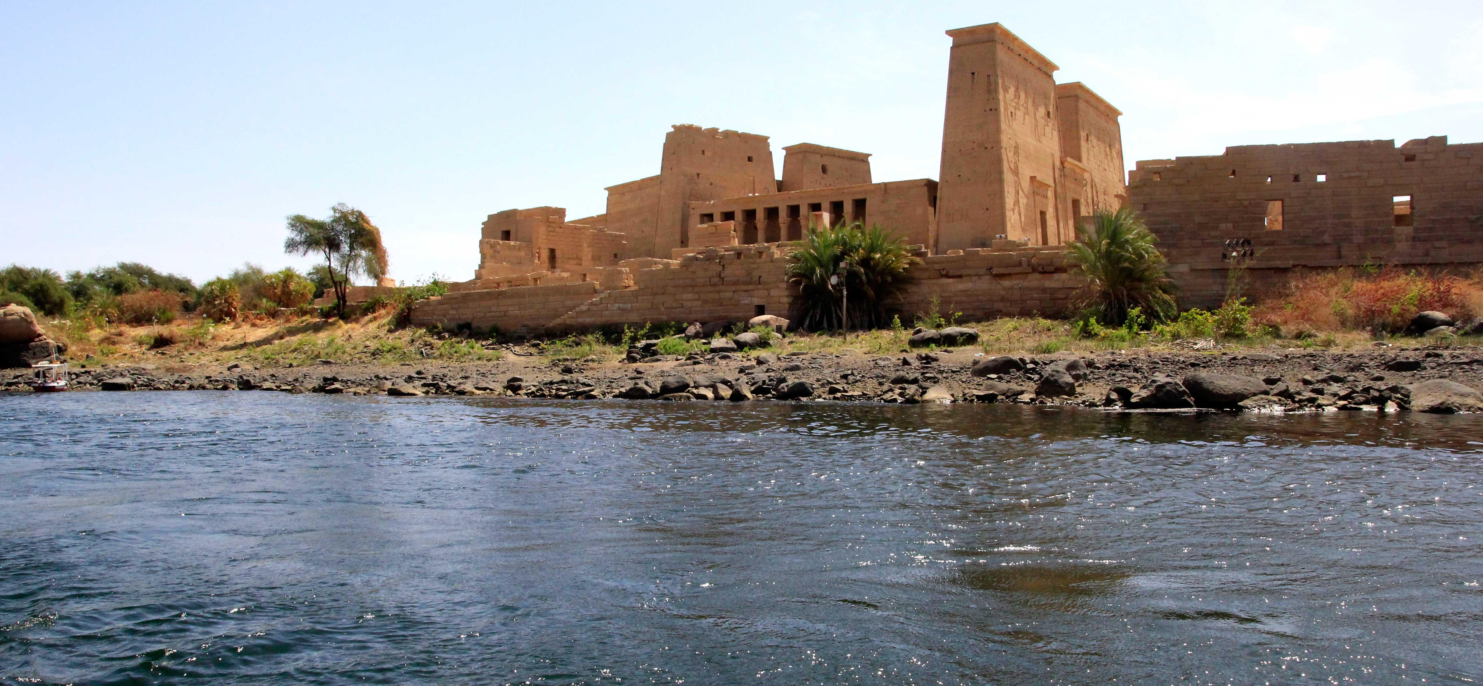 Templo de Philae/Foto Juan Coma