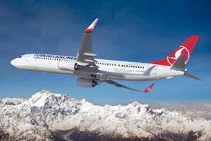 Turkish Airlines inaugura una nueva ruta al Nepal