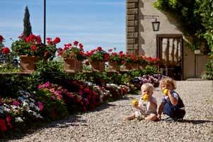 El Hotel Villa San Michelle de Florencia presenta su smile club para niños