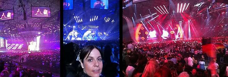Eurovisión 2011 en Düsseldorf
