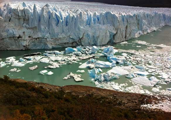 Perito Moreno, El calafate, Argentina