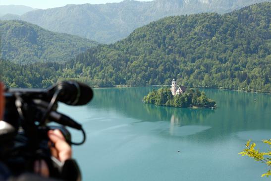 Bled es uno de los destinos más visitados de Eslovenia
