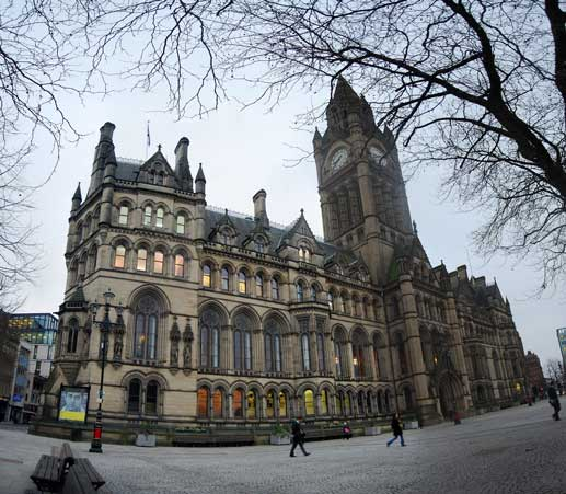 Catedral de Manchester. Autor: settme3. Creative Commons