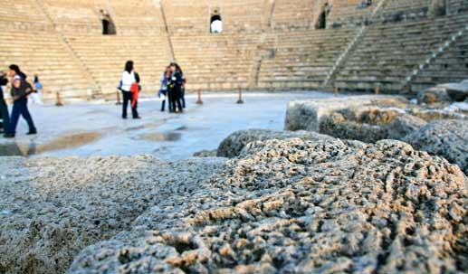 Teatro de Cesarea Marítima