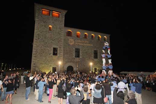 Inauguración del evento TBEX, que organizó Costa Brava hace escasas semanas