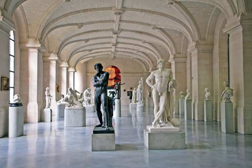 Palacio de las Bellas Artes de Don Muschter / Steden © OT Lille