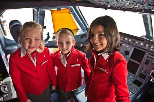 El Vídeo de Seguridad de Air Arabia Maroc lo protagonizan niños