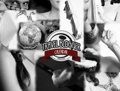 Travel Blogger Calendar 2013