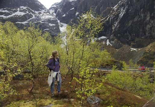 Paisaje en el fiordo de Hardanger. © CH - Visitnorway.com