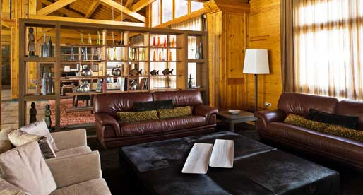 Salón del Sport Hotel Hermitage & Spa de Soldeu, en Andorra
