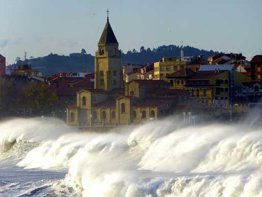 Gijón es el municipio más poblado de Asturias