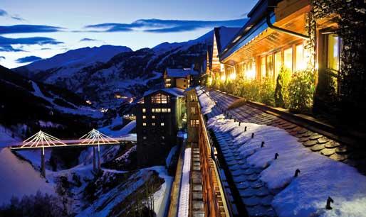 Jacuzzi exterior Sport Hotel Hermitage & Spa