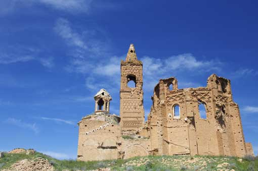 Belchite,en Zaragoza