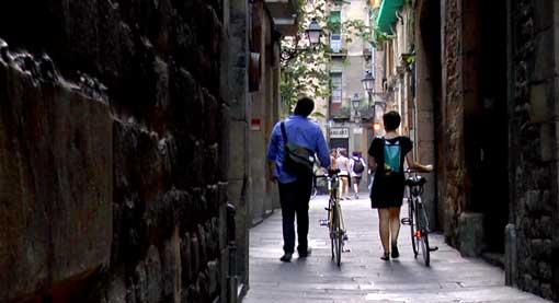 Barrio judío de Barcelona