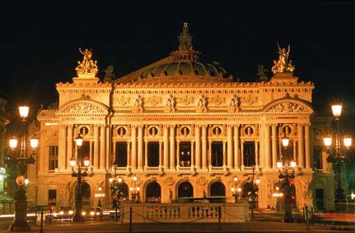 Ópera de París: © Paris Tourist Office/David Lefranc