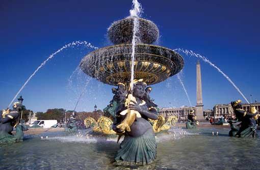 Plaza de la Concordia: © Paris Tourist Office/Henri Garat