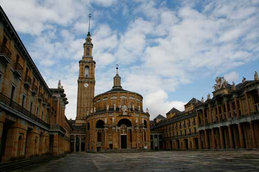 Plaza Central de Laboral Ciudad de la Cultura